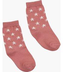 medias rosa cheeky little star