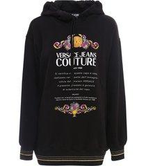 versace jeans couture sweatshirt