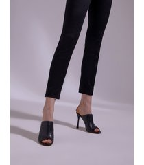 motivi sabot smart couture donna nero