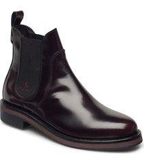 maliin chelsea shoes chelsea boots brun gant