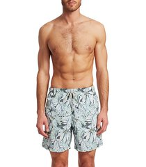 collection palm tree swim shorts
