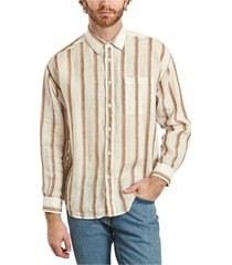 deon striped shirt