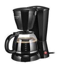 cafeteira elétrica gourmet preta 30 xícaras multilaser