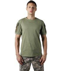 camiseta treme terra ranger verde