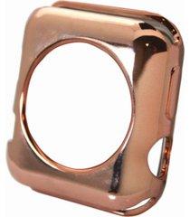 nimitec chrome apple watch case protector
