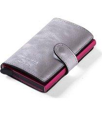 billetera para mujer slim wallet 04084