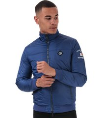 mens winter tender polytaslon jacket