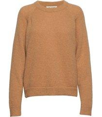 blouse gebreide trui bruin sofie schnoor