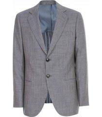 giorgio armani george jacket w/patch pockets