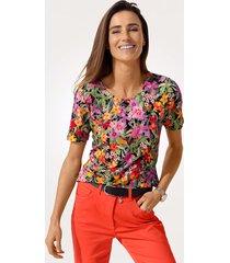shirt mona apricot::pink::groen