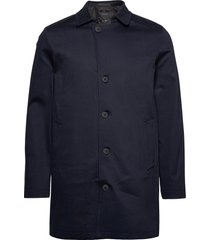 slhnew timeless coat b tunn rock blå selected homme