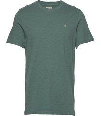 morris tee t-shirts short-sleeved grön morris
