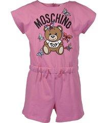 jersey teddy bear jumpsuit