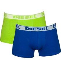 diesel boxershort shawn 2pak groen