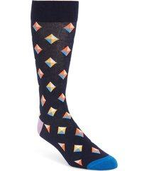men's fun socks stud socks