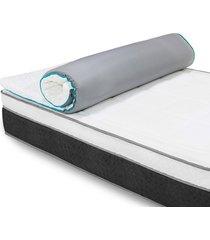 topper boxi sleep sencillo 100x190