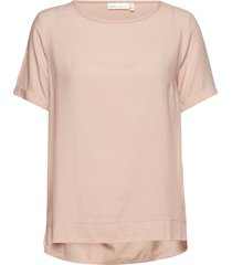 blake top zl t-shirts & tops short-sleeved roze inwear