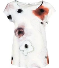 opus shirt blouse flinka blurry
