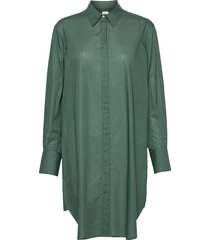 alana dress knälång klänning grön filippa k