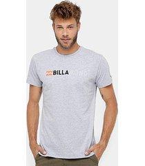 camiseta billabong pitstop masculina