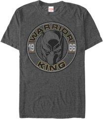 marvel men's comic collection black panther since 1966 short sleeve t-shirt
