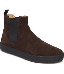 luis shoes chelsea boots brun vagabond