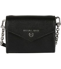 michael kors jet set charm card case crossbody