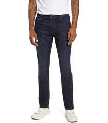 men's dl1961 cooper tapered slim fit jeans, size 28r - blue