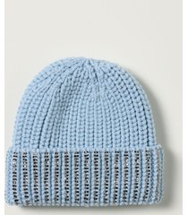 ermanno scervino hat ermanno scervino beret hat in wool