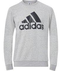sweatshirt m bl ft swt