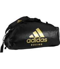 bolsa mochila adidas boxing 2in1 champion 50l