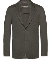 bs molise tailored blazer kavaj grön bruun & stengade