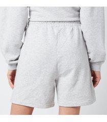 h2ofagerholt women's short shorts - grey - l