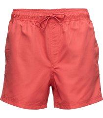 mason swim shorts 6956 badshorts röd samsøe samsøe