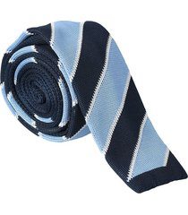 corbata celeste briganti