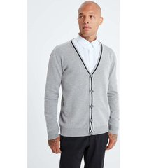 vest jimmy sanders men cardigan