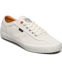 parcifal low lace låga sneakers vit scotch & soda shoes