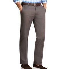 pantalon milano fit chinos gris brooks brothers