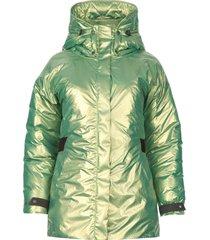 waterbestendige jas larsen  groen