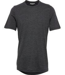 mens sphere ss crewe t-shirts short-sleeved grå icebreaker