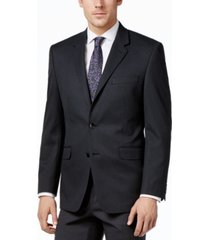 alfani men's traveler solid big and tall classic-fit jacket, created for macy's