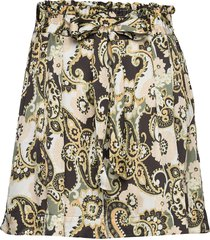 mesmerizing shorts kort kjol multi/mönstrad odd molly