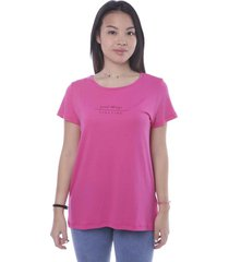 remera fucsia vov jeans good things