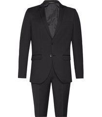 karl suit pak zwart bruuns bazaar