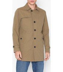 selected homme slhtimes trench coat b jackor ljus brun