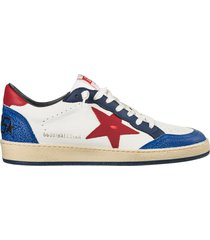 scarpe sneakers uomo in pelle ball star