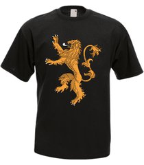 game of thrones house lannister of casterly rock men's t-shirt