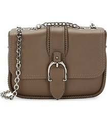 amazone leather crossbody bag