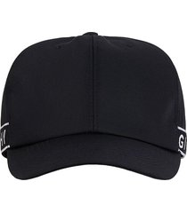 givenchy givenchy black nylon cap