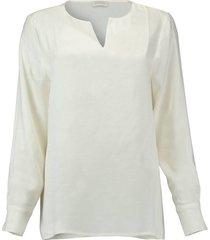 blouse edmund gebroken wit